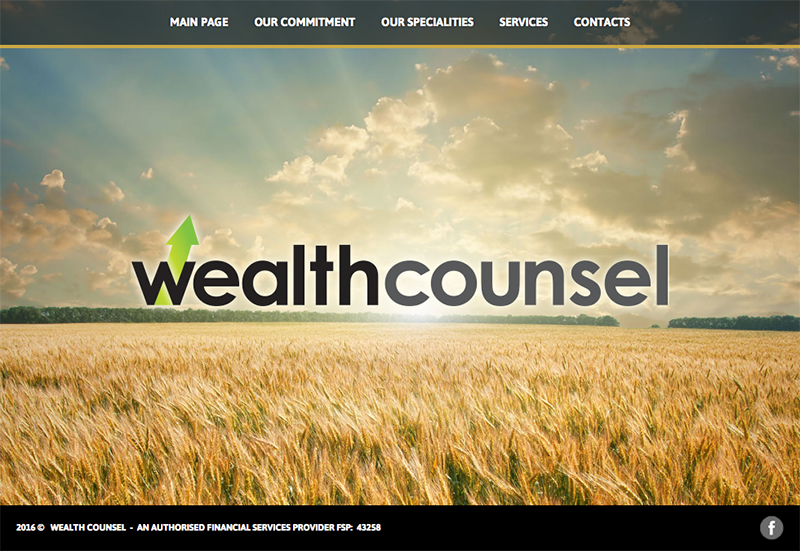 Wealth Counsel Website